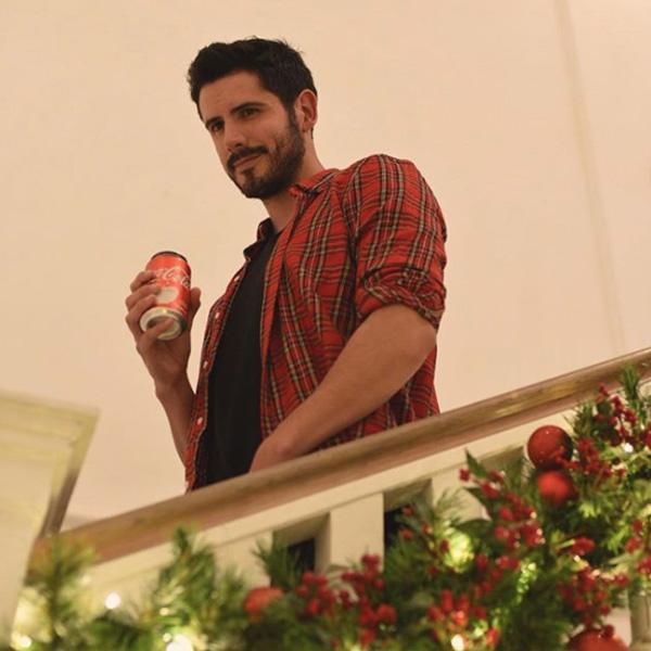 coca-cola, cena de paz