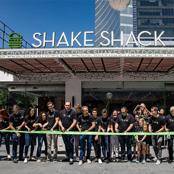 Apertura Shake Shack México