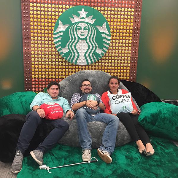 Starbucks at home