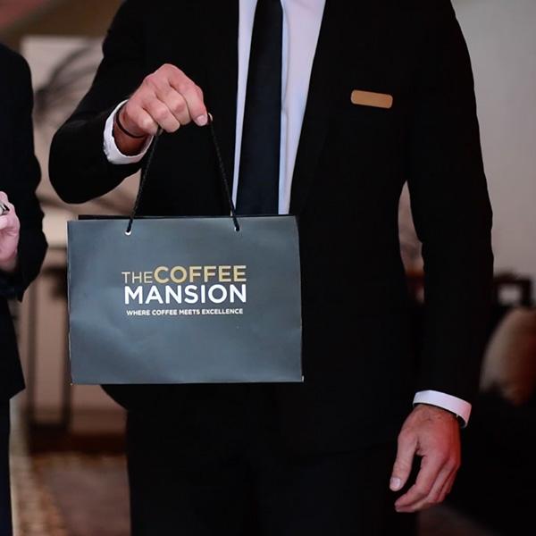 The coffee mansion - makken