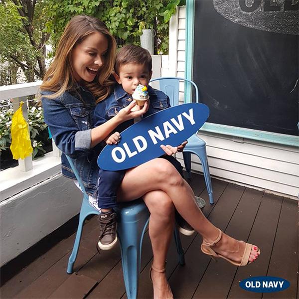 Campaña old navy - makken