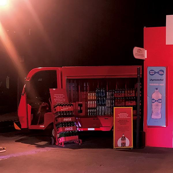 industria mexicana de coca-cola stakeholders