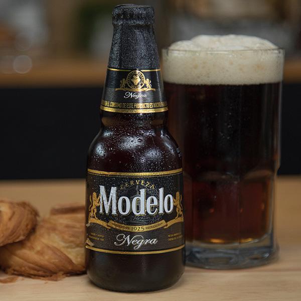 Cerveza Modelo, panadería especial