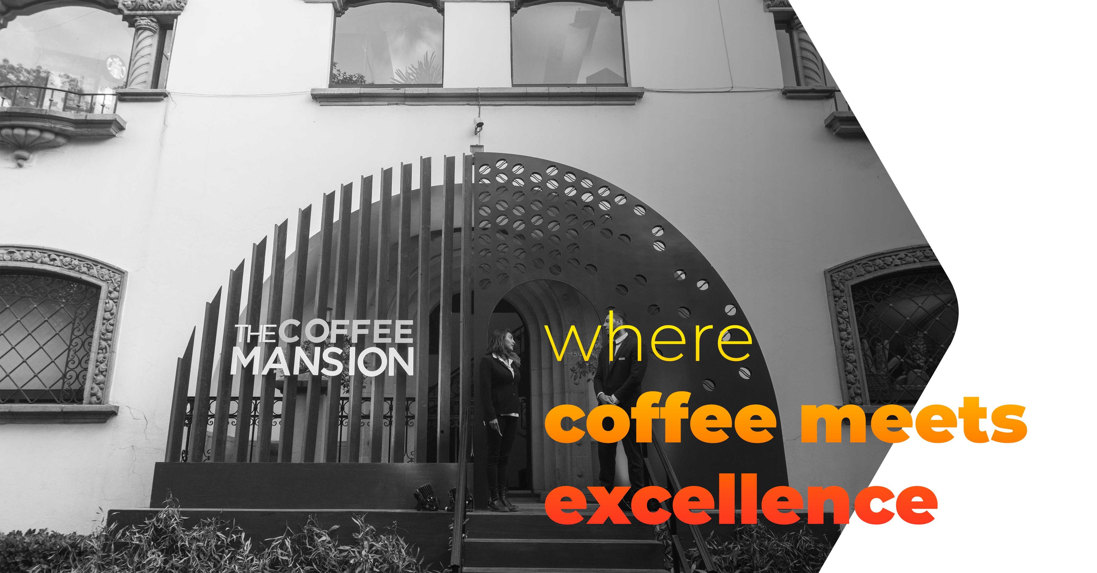 The coffee masion